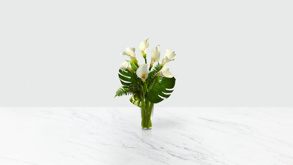 Always Adored™ Calla Lily Bouquet