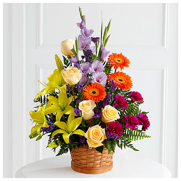 Forever Dear™ Arrangement- BASKET INCLUDED
