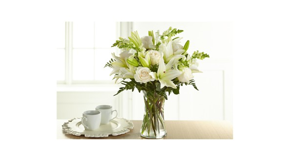 Eternal Friendship™ Remembrance Bouquet - VASE INCLUDED - Image 1 Of 3