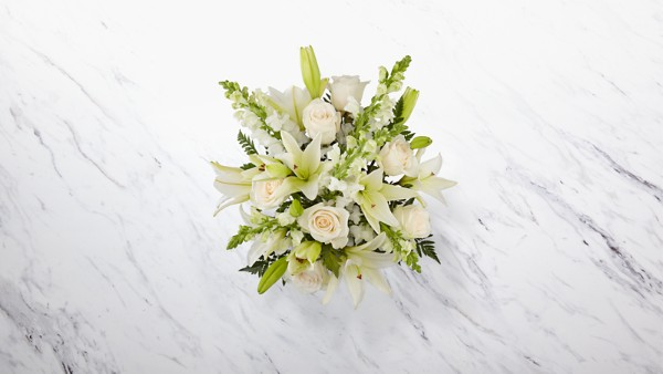 Eternal Friendship™ Remembrance Bouquet - VASE INCLUDED - Thumbnail 2 Of 3