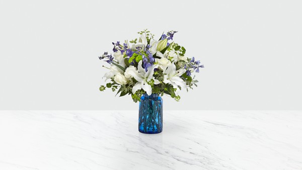 Healing Love™ Bouquet- VASE INCLUDED - Thumbnail 1 Of 2