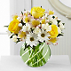Sunlit Blooms™ Bouquet - VASE INCLUDED - Thumbnail 1 Of 2
