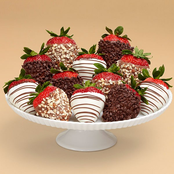 Gourmet Dipped Fancy Strawberries