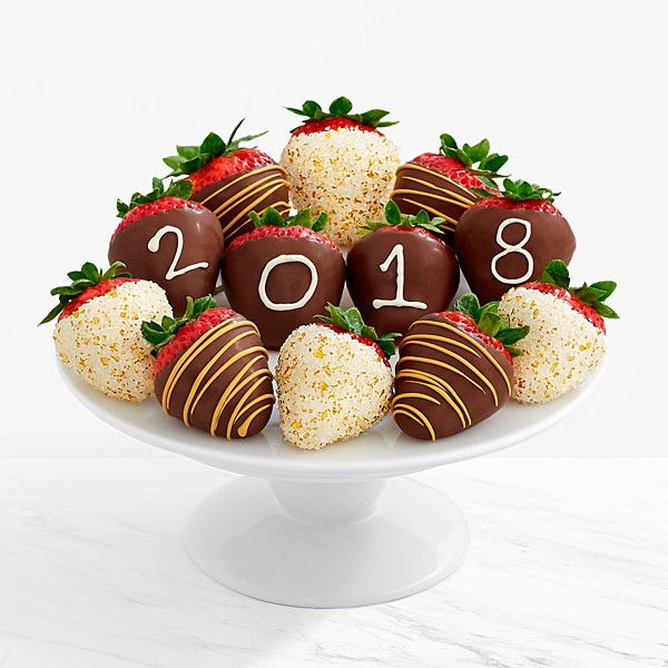 Full Dozen Graduation Strawberries