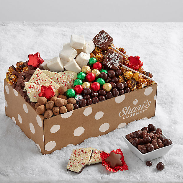 Christmas Chocolate Bliss Box