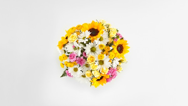 Sunlit Meadows™ Bouquet - Deluxe - Image 2 Of 2