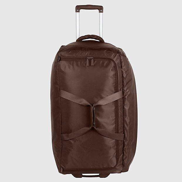 0c9782378f Lipault foldable wheeled duffle bag - Image 1 Of 6