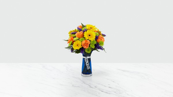Congrats Bouquet - VASE INCLUDED - Image 1 Of 2