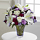 The Thinking of You™ Bouquet - CUT GLASS VASE INCLUDED - Thumbnail 1 Of 2
