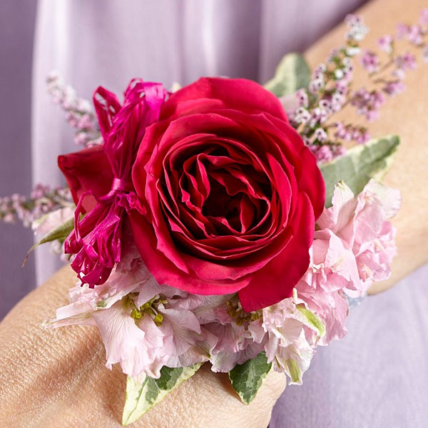 Rose Charm™ Corsage