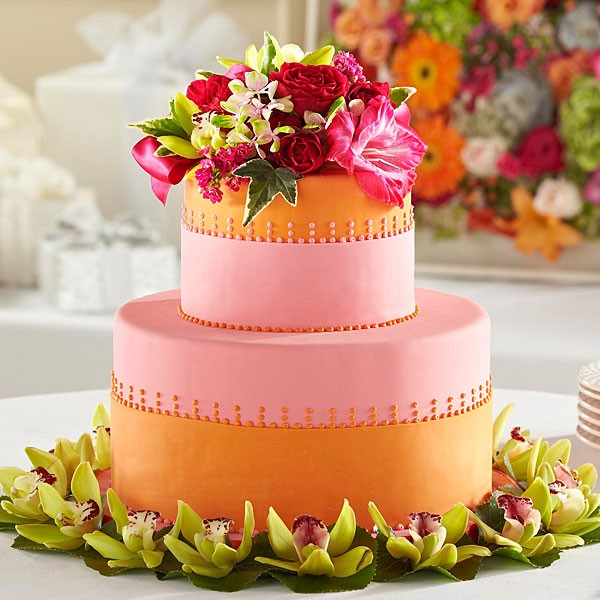 Sweet Citrus™ Cake Décor