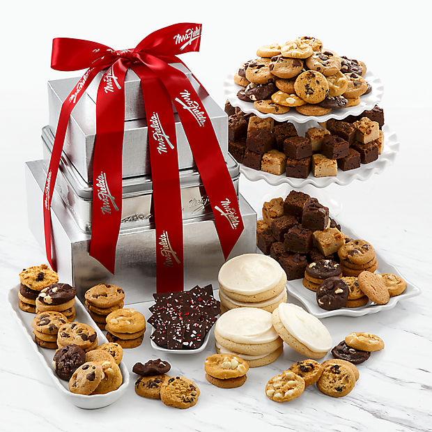 Mrs. Fields® Abundant Holiday Cookie Bundle