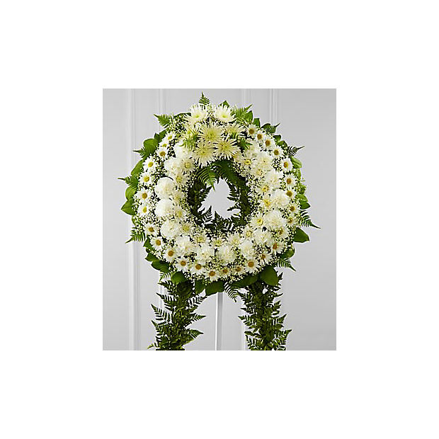 Peace Evermore™ Corona Wreath