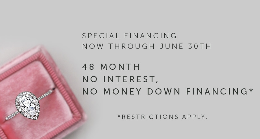 Special Financing | Limited Time Only
