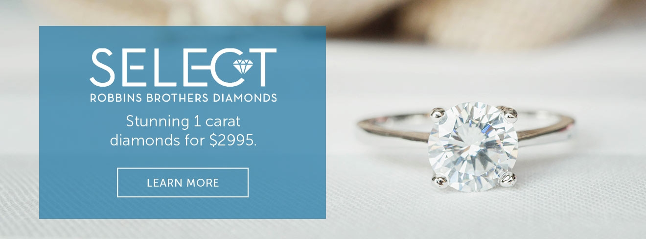 Stunning 1-Carat Diamonds for $2995