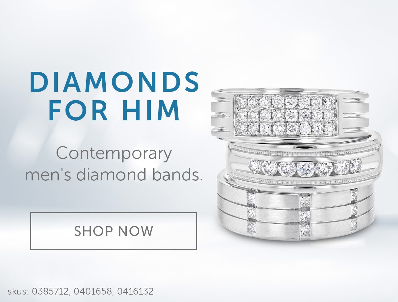 Diamonds For Him