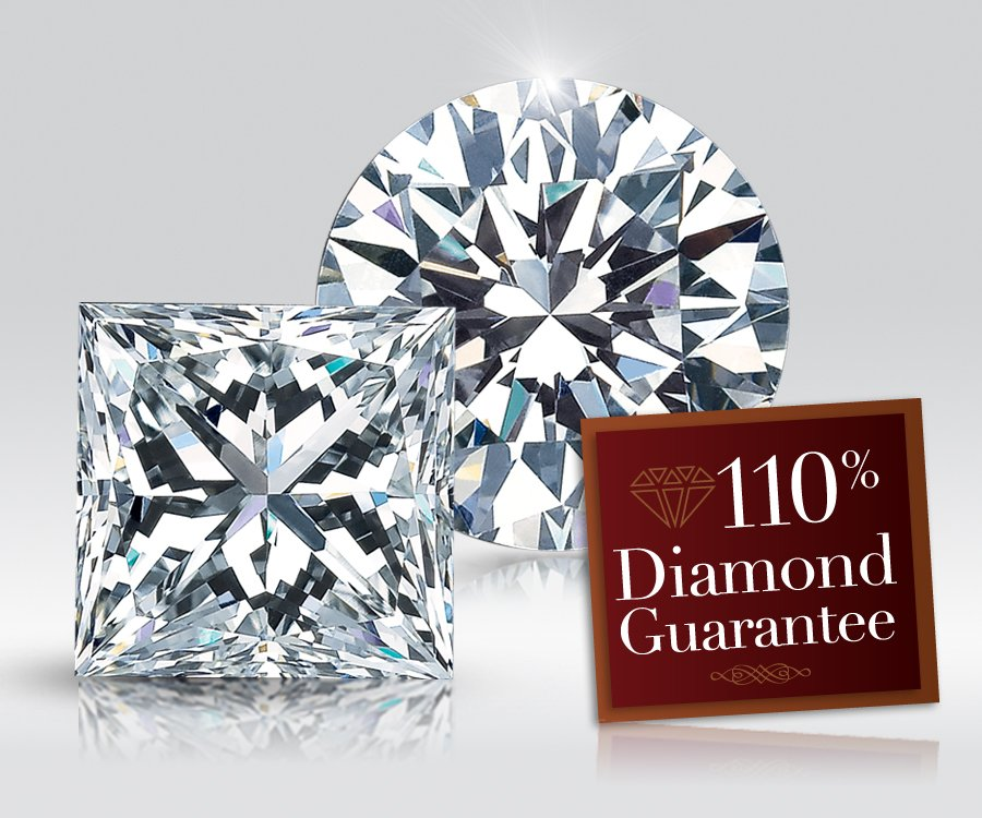Diamond With Guarantee