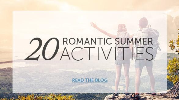 20 Romantic Summer Activities