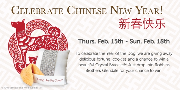 Chinese New Year Event