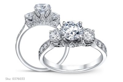 Classic Engagment Ring Styles Robbins Brothers