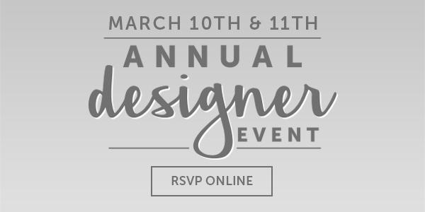 Annual Designer Event