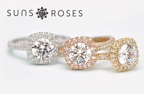 Suns & Roses Ring