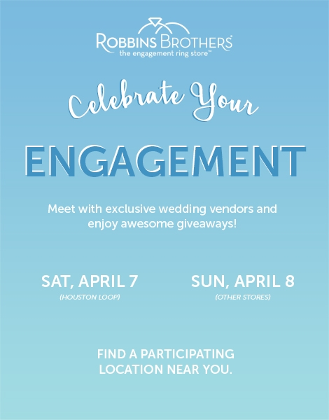 Celebrate Your Engagment   April 8th