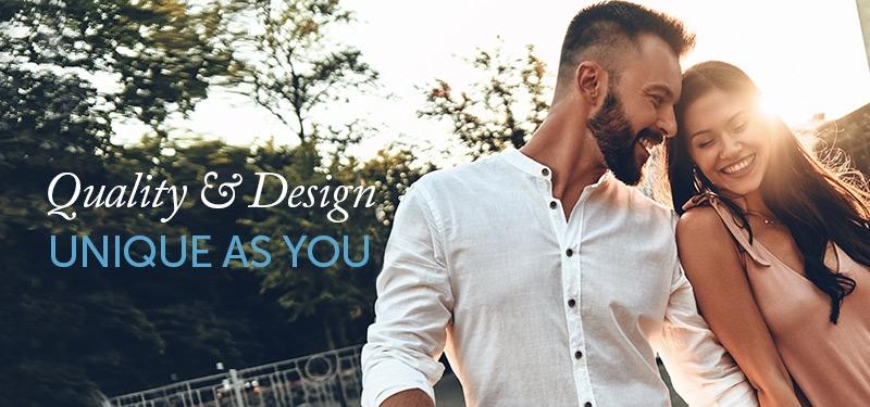 Quality & Design | Unique As You