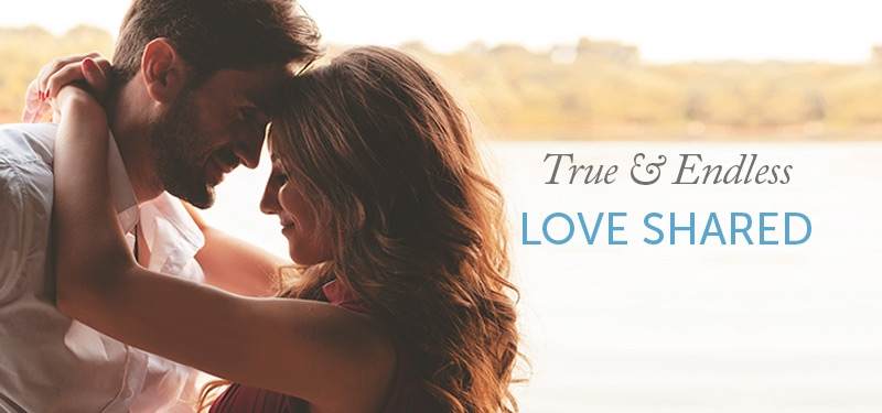 True & Endless | Love Shared | Shop Engagement Rings