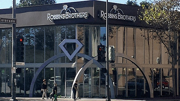 robbins brothers glendale the engagement ring store