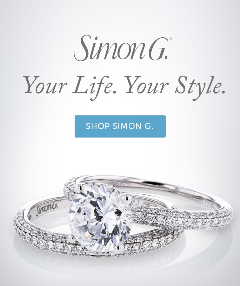 Simon G. Your Life. Your Style.
