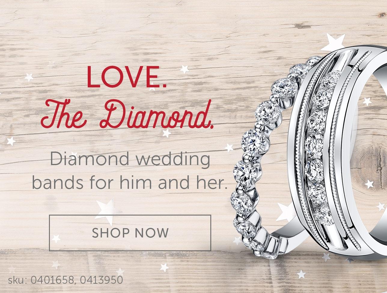 Love The Diamond