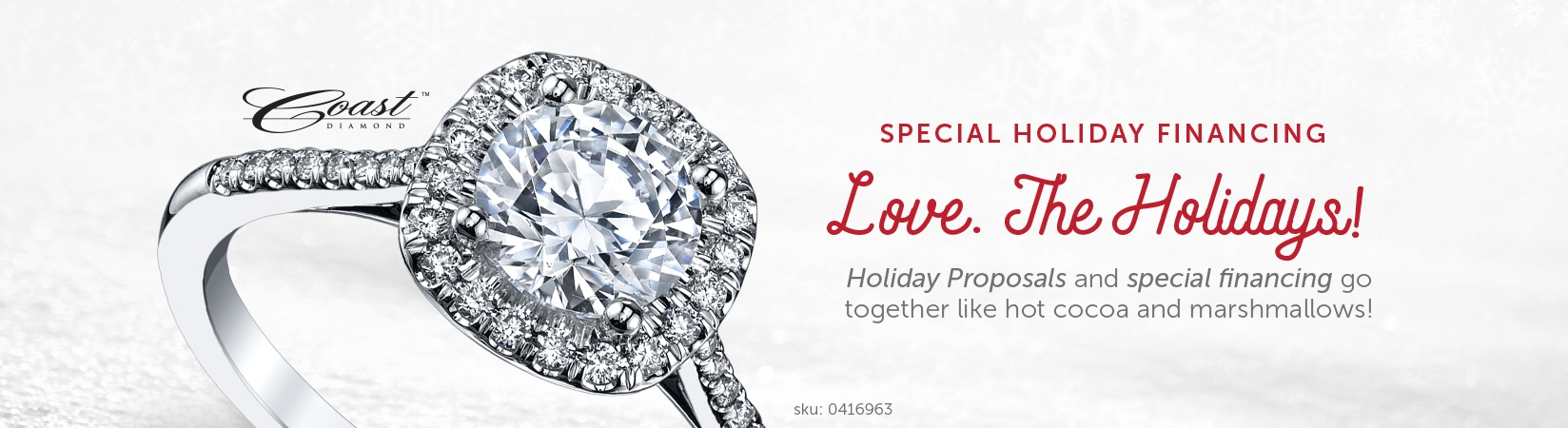 Special Holiday Financing