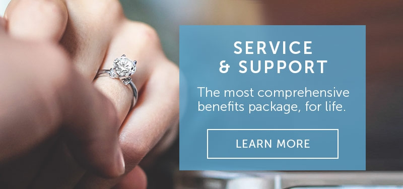 Support & Service. The most comprehensive benefits package, now and forever.