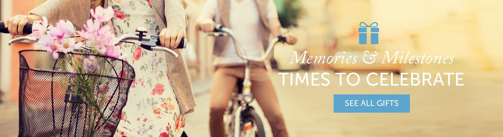 Memories & Milestones |Time To Celebrate
