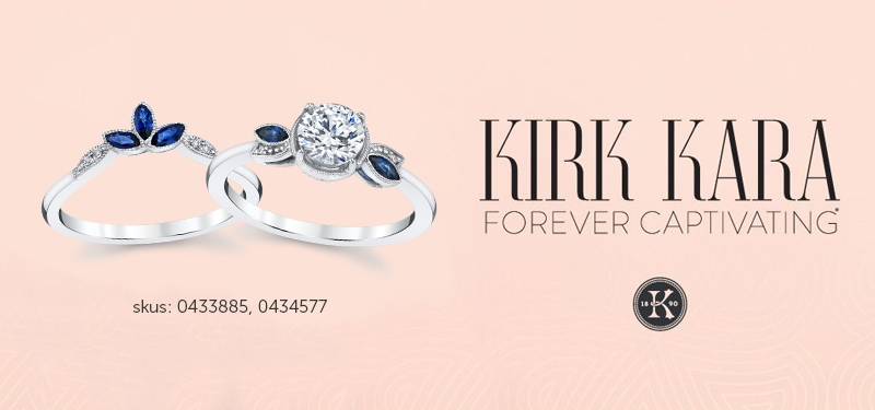 Kirk Kara Diamond Engagement Rings At Robbins Brothers
