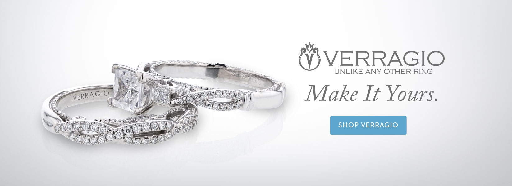 Verragio, Make It Yours.