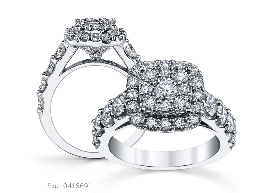 Mosaic Ring Image