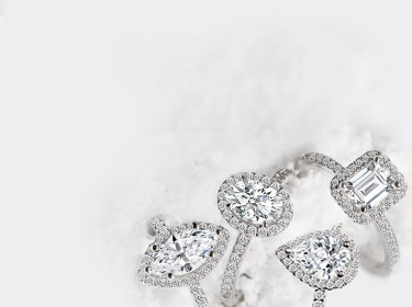 Shop Hand Selected Engagement Diamonds Ring