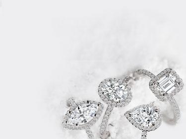 Engagement Diamonds Ring