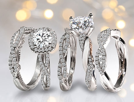 Shop Women's Wedding Rings