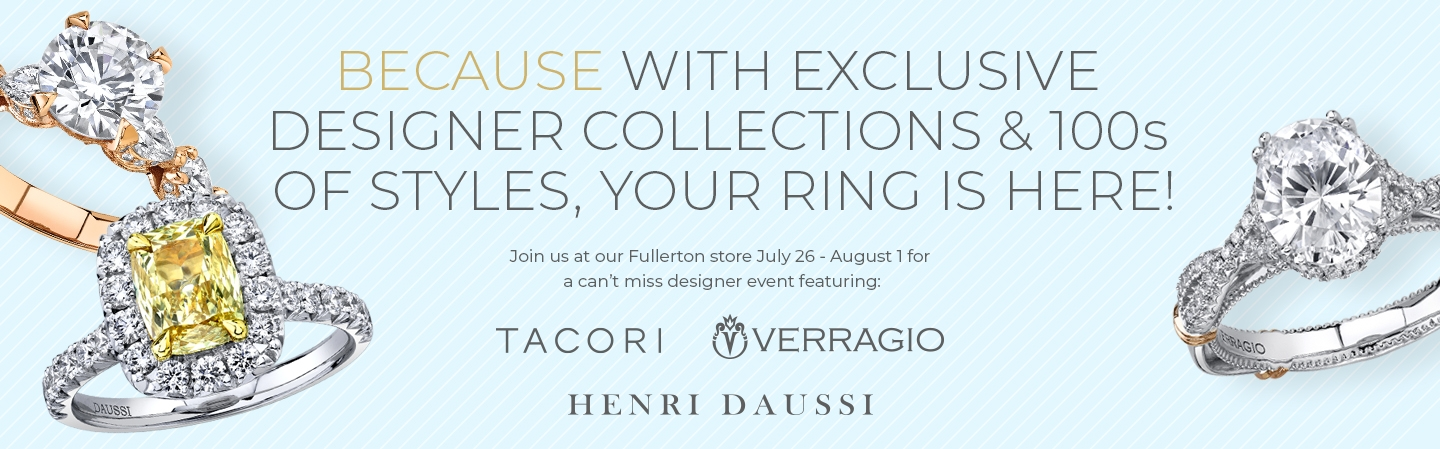 Engagement Rings Event