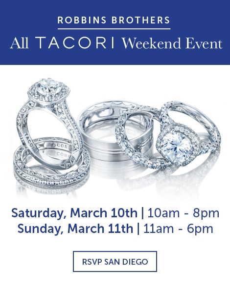San Diego All Tacori Weekend Event