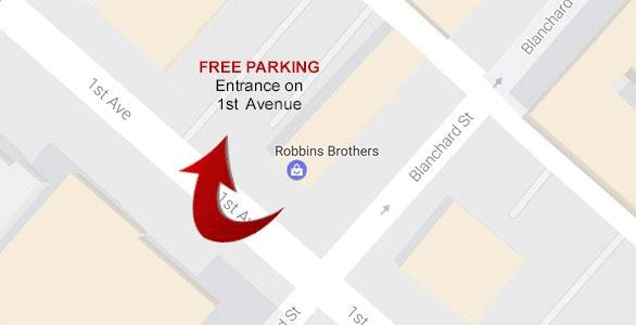 Seattle Free Parking