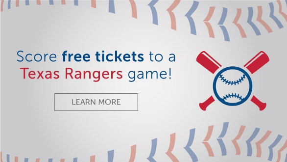 Score Free Texas Rangers Tickets