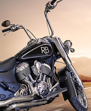 Enter to win the 2015 Indian® cruiser, custom designed in collaboration with our friends at the Gas Monkey Garage® of Discovery Channel fame.