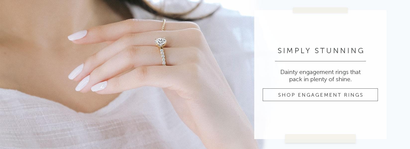 Shop engagment ring