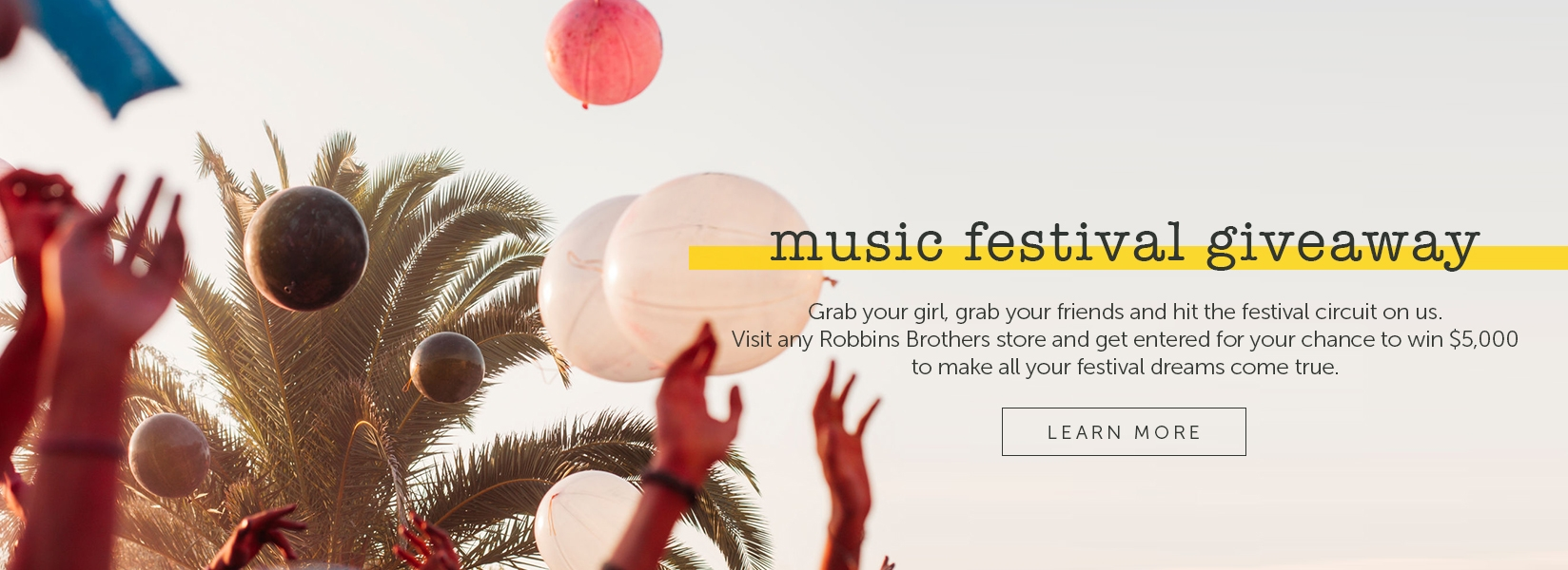 Music Festival Giveaway