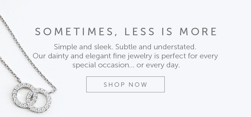 diamond jewelry for special occasion