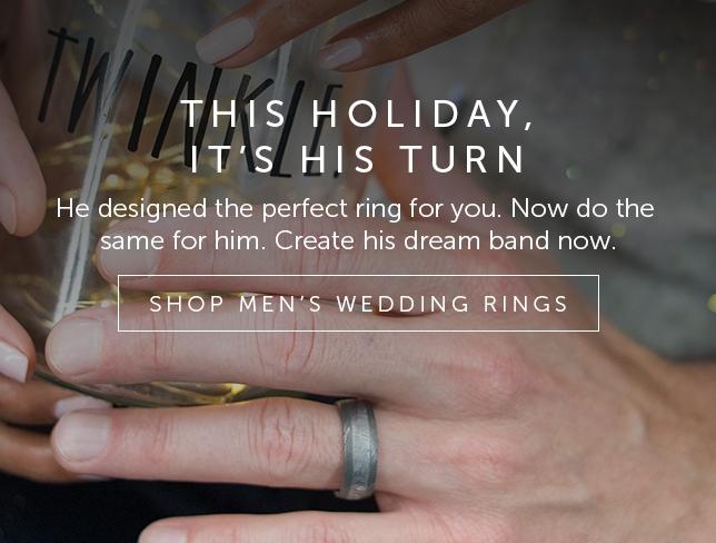 Shop Men's Wedding Rings